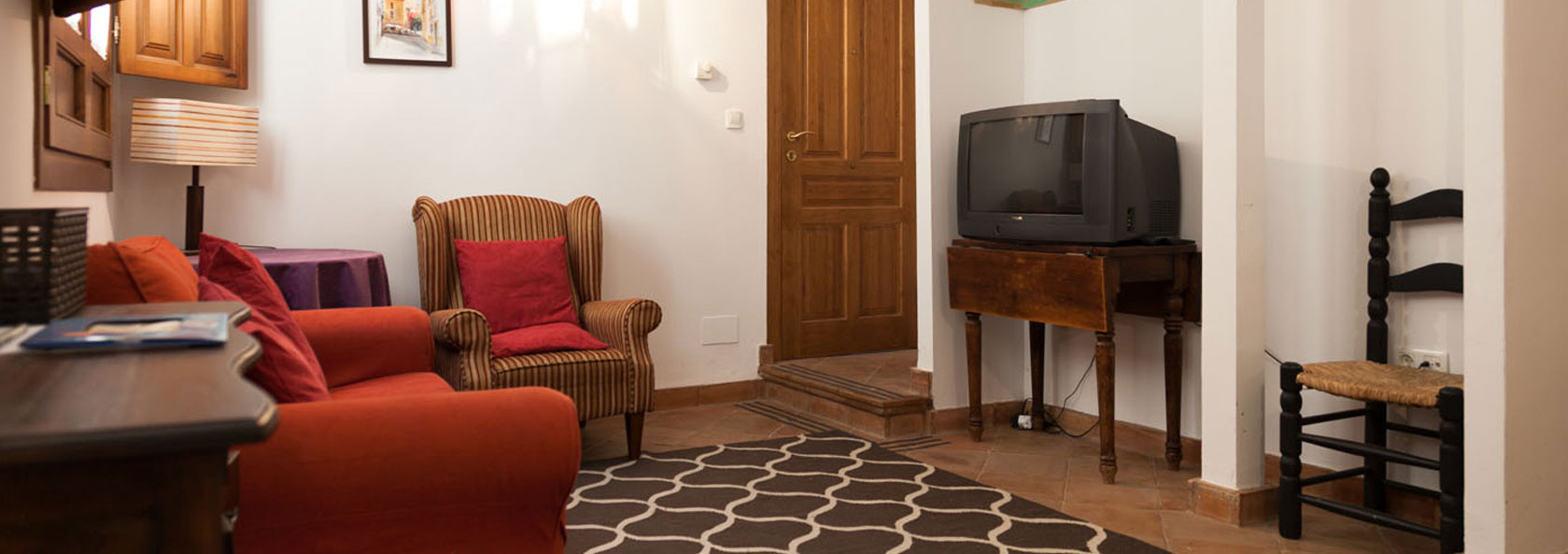 Accommodation in Granada