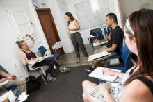 Spanish course for Erasmus in Granada