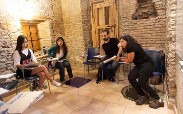 Medical Spanish course in Granada