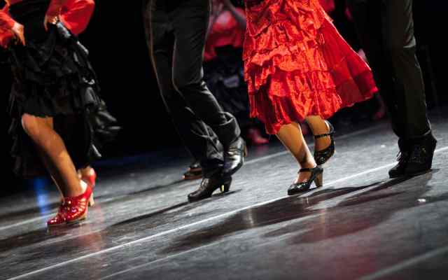 Flamenco Dance Course
