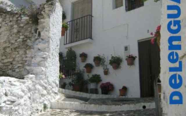 A typical house in the Alpujarras